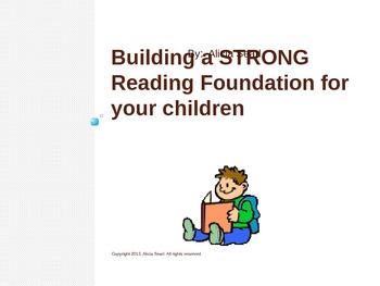 Building a Strong Reading Foundation