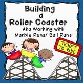 STEM Challenge: Building a roller coaster aka ball run aka marble run