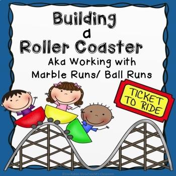 STEM Challenge: Building a roller coaster aka ball run aka
