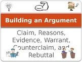 Building an Argument Notes and Practice
