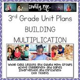 3rd Lesson Plans Building Multiplication  3.4D 3.4E 3.4F 3