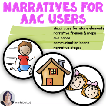 Building and Expanding Personal Narratives with AAC Users Speech Therapy