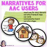Building and Expanding Personal Narratives with AAC Users