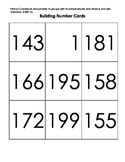 Building and Renaming Numbers (CCSS aligned)