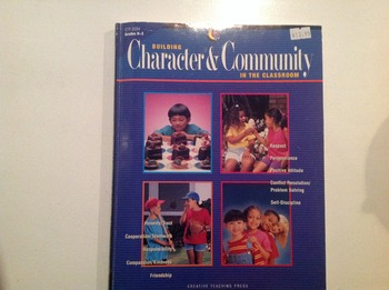 Building character and community in the classroom