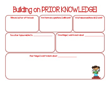 Building on Prior Knowledge
