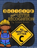 Building our Letter Recognition: All About the Letter C