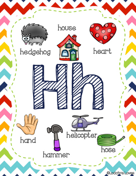 Building our Letter Recognition: All About the Letter H