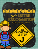 Building our Letter Recognition: All About the Letter J
