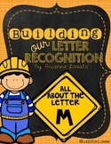 Building our Letter Recognition: All About the Letter M