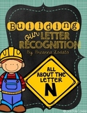 Building our Letter Recognition: All About the Letter N
