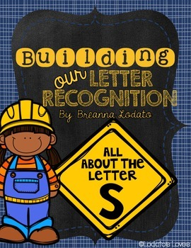 Building our Letter Recognition: All About the Letter S