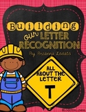 Building our Letter Recognition: All About the Letter T