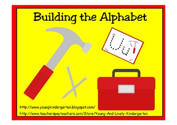 Building the Alphabet