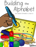 Building the Alphabet {Stem}
