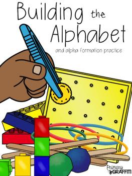 Building the Alphabet {Stem}