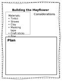 Building the Mayflower