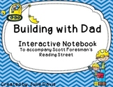 Building with Dad Interactive Notebook Journal