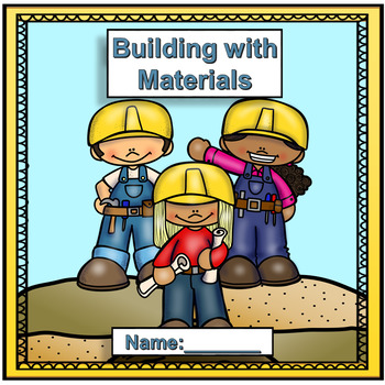 Building with Materials Lapbook