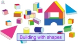 Building with Shapes - Google Slides & SeeSaw