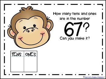 Building with Tens and Ones