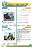 Buildings - ESL Speaking Activity