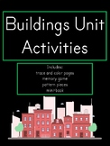 Buildings Unit Activities