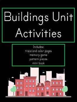 Buildings Unit Activities
