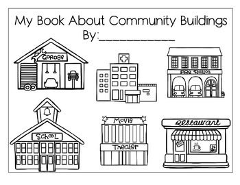 Buildings and Community Workers Book