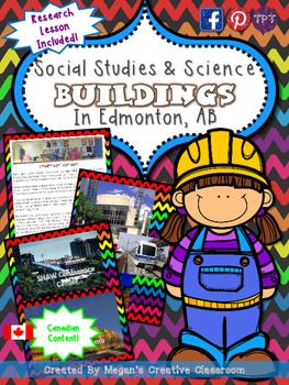 FREE Buildings in Edmonton - A Cityscape Project