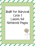 Built for Survival Science Notebook