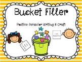 Bucket Filler Student Activity and Craft