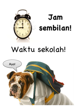 Buku Jam