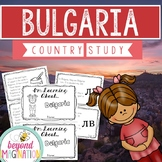 Bulgaria Booklet Country Study