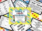 Buliding A ROBUST Vocabulary