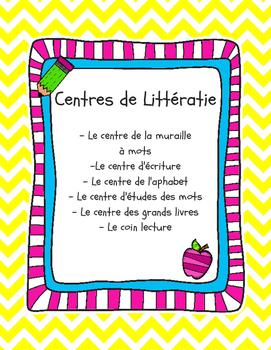 Bulk - Les Centres de Littératie