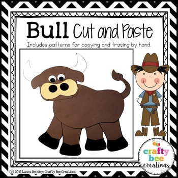 Bull Cut and Paste