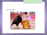 Bull Fighting Vocabulary powerpoint