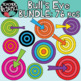 Bull's Eye, Target & Arrows Clipart BUNDLE