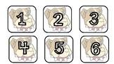 Bulldog Theme: Numbers