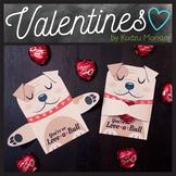 Bulldog Valentine Hugger