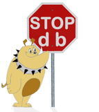 Bulldog b d Letter Reversals 5-12 year olds Dyslexia