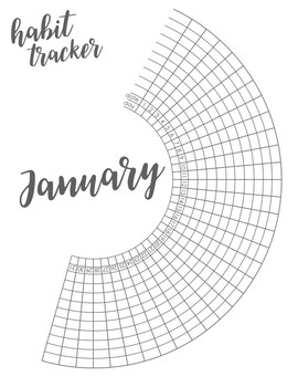 photograph relating to Habit Tracker Printable called Bullet Magazine Routine Trackers for Learners, Regular monthly Planner Substance