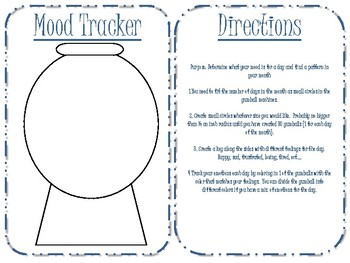 picture about Printable Mood Tracker known as Temper Tracker Worksheets Education Materials Academics Pay out