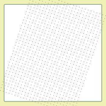 Bullet Journal Pages Templates Small Dots Clip Art Set For