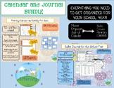 Bullet Journal and Planner BUNDLE