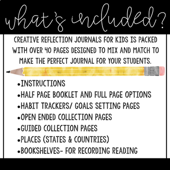 Bullet Journals for Kids