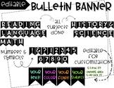 Bulletin Banners