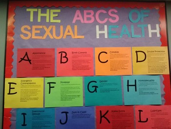 Bulletin Board - ABCs of Sexual Health