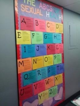 Bulletin Board - ABCs of Sexual Health